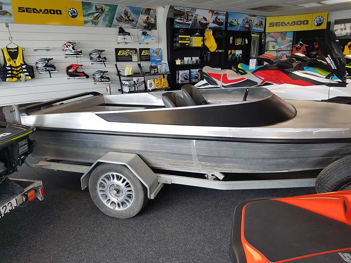 Alloy Jetboat